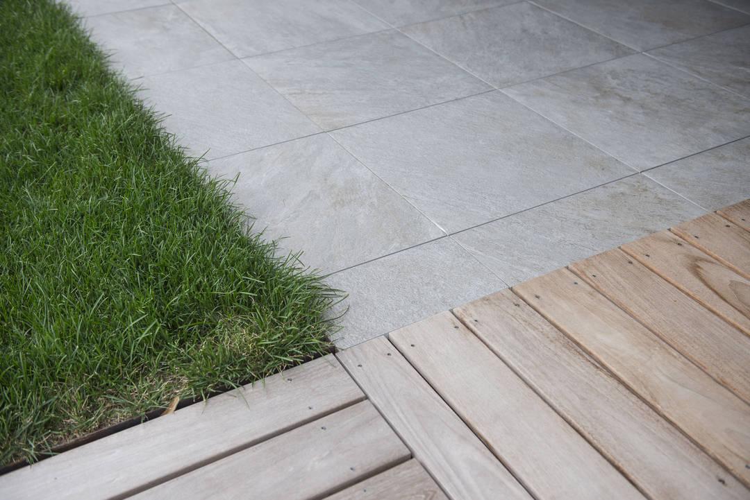 Keramikplatten Terrasse flatpool